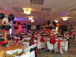 mickey mouse balloon decoration dfa