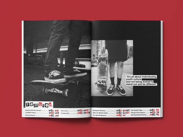 The 360 Magazine.