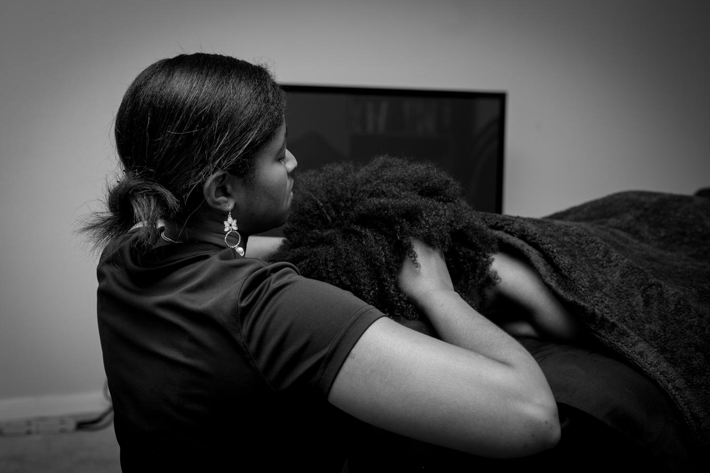 Cranial Massage