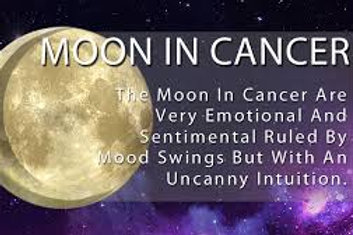 Waxing Gibbous Cancer Moon Incantation