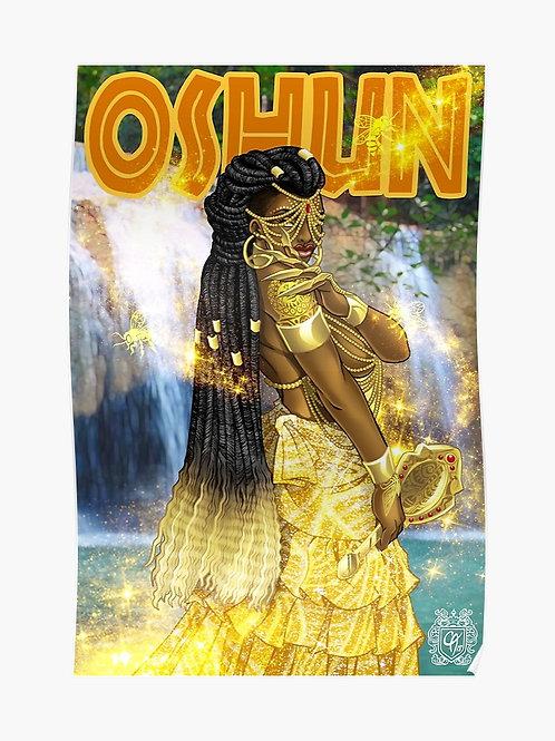 Reiki with Oshun