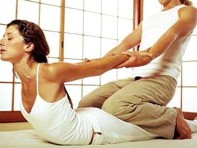 2 Hour Serene Shiatsu Massage