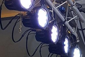Lighting hire, Cambridgeshire, we are blueshed, event lighting, wedding lighting