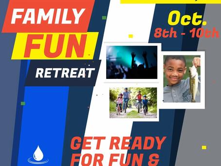 Family Fun Retreat