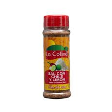 SALT WITH CHILI AND LEMON