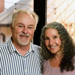 Ronnie & Michele Meek
