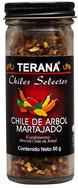 CHILE DE ARBOL MARTAJADO