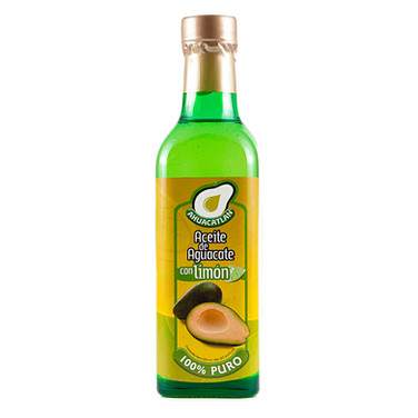 AVOCADO OIL WITH LIME