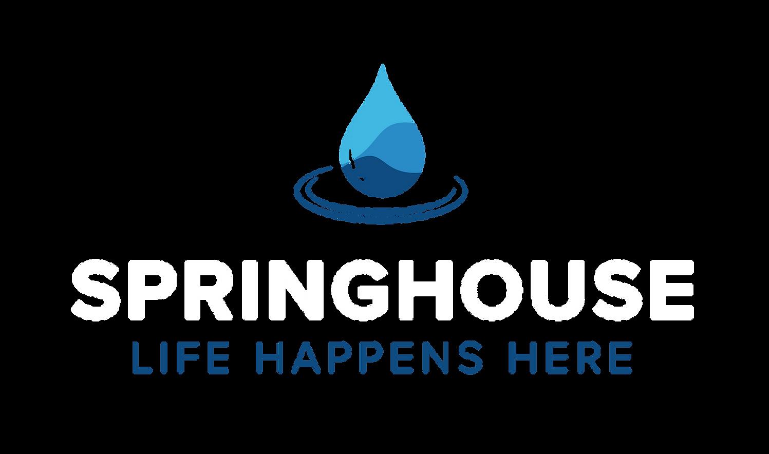 SpringhouseLogo-Clean-FullColor-White-Te