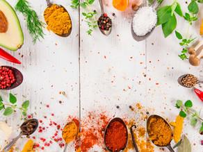 Las 12 Especias que no pueden faltar en la cocina:
