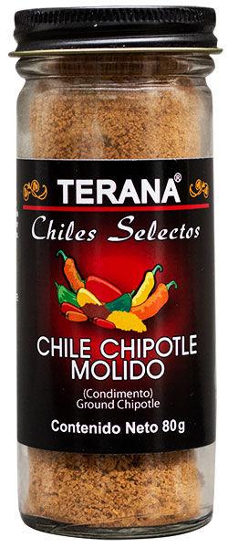 CHILE CHIPOTLE MOLIDO