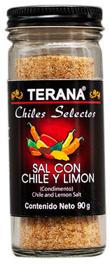 CHILI AND LIME SALT