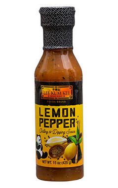 LEMON PEPPER (GRILLING AND DIPPING SAUCE)