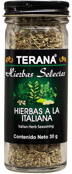 HIERBAS A LA ITALIANA