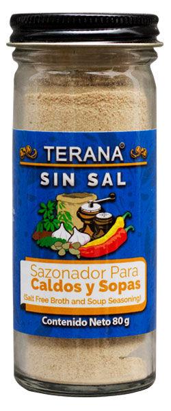 SAZONADOR PARA CALDOS Y SOPAS