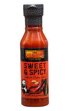 SWEET AND SPICY (GRILLING AND DIPPING SAUCE)