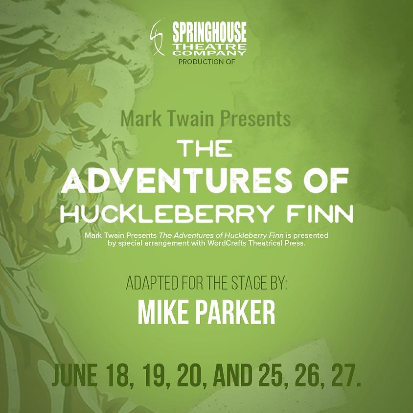 Mark Twain Presents The Adventures of Huckleberry Finn