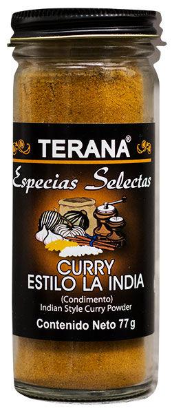 CURRY ESTILO DE LA INDIA