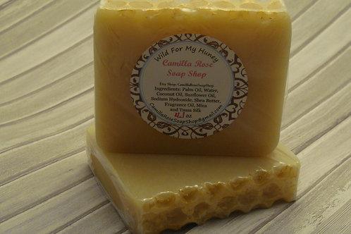 Wild 4 My Huney Cold Process Soap