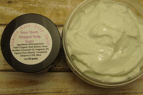 Snow Queen Body Butter 1 oz