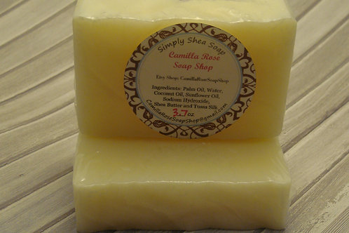 Simply Shea Cold Process Soap