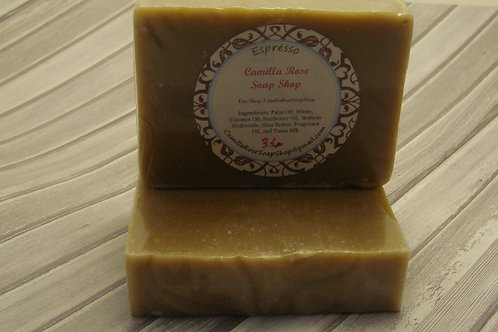 Espresso Cold Process Soap