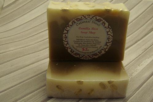 Oatmeal Stout Cold Process Soap