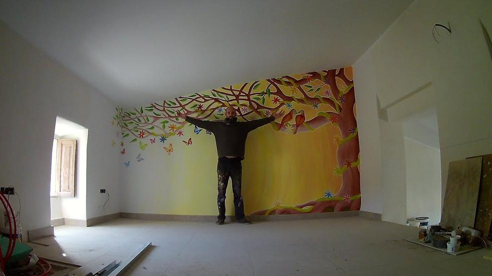 """THE FAIRY TREE"", Mallorca, Spain, 01/2019"