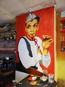 """""""Cantinflas"""", Palma de Mallorca, Spain 02/2020"""