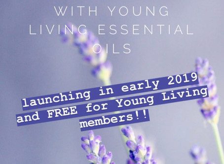 Announcing the 2019 Self-Care Club with Essential Oils!
