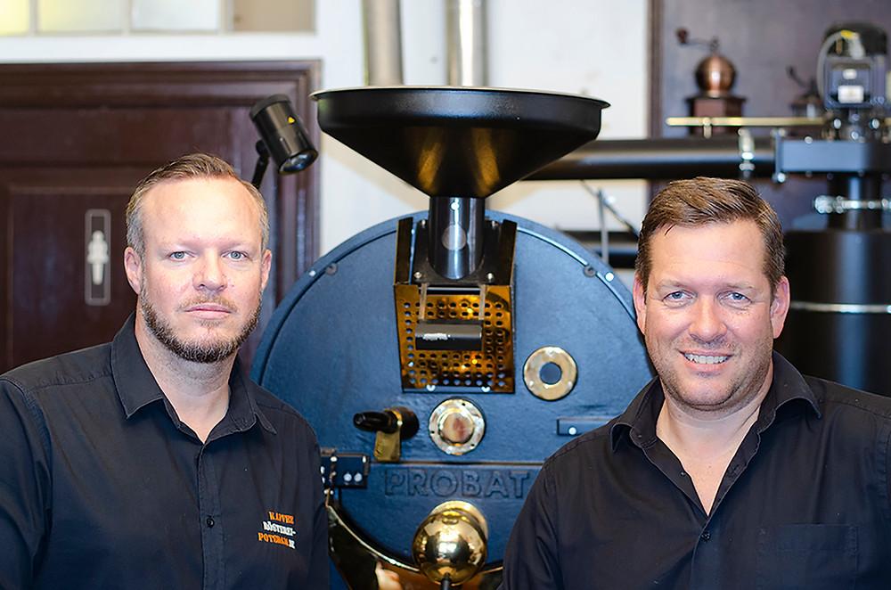 Kaffeerösterei Junick Potsdam