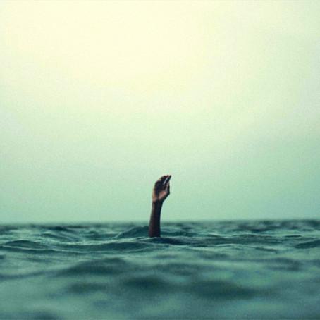 That sinking feeling...