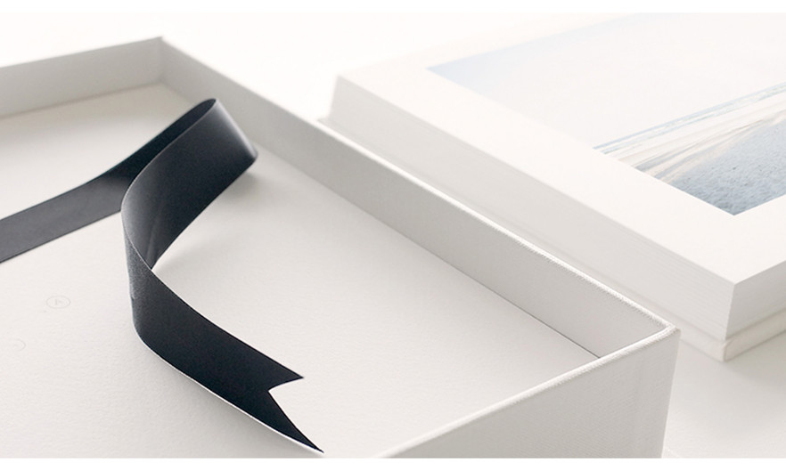 presentation box - $120