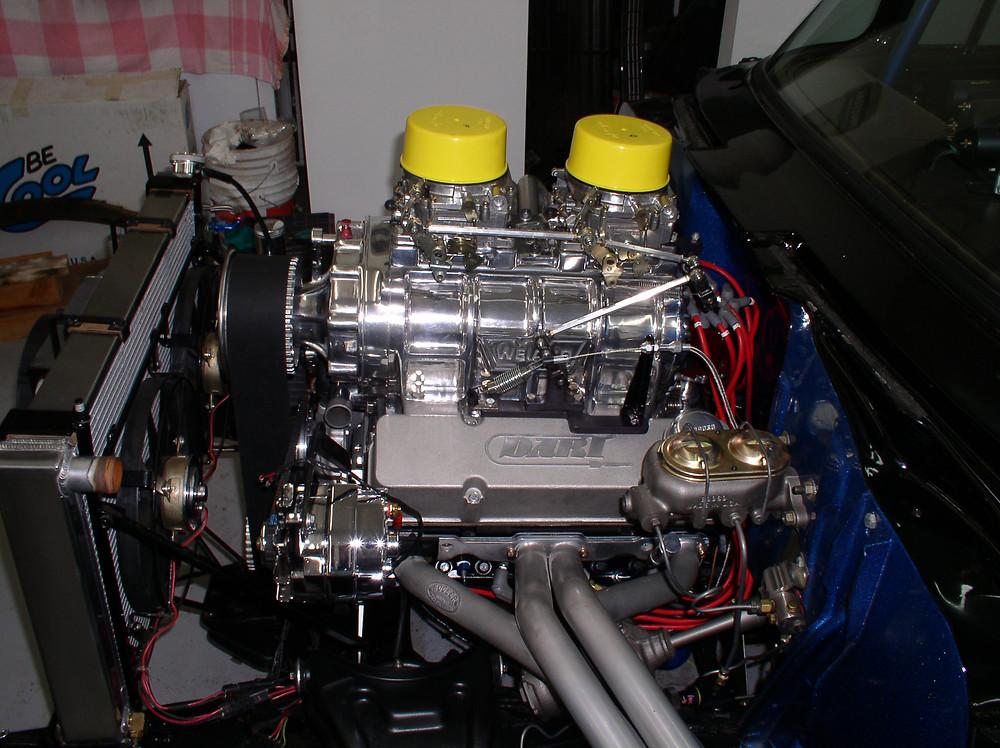 908motormag.com 1957 Chevrolet 150 Sedan Businessman Coupe