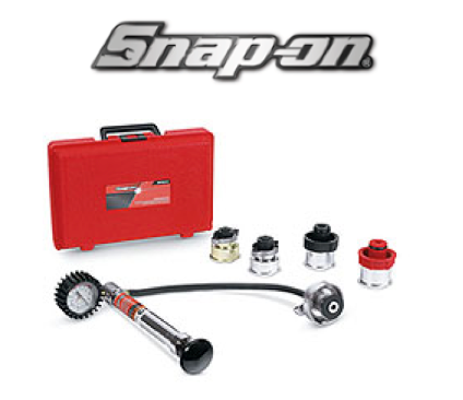 TOOL BOX: SNAP – ON Cooling System Tester