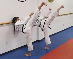 Martial Arts America | Scotch Plains, NJ | Taekwondo High Kick