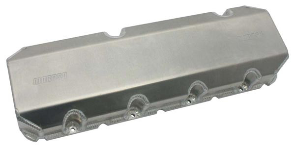 PARTS COUNTER: Fabricated Aluminum Valve Cover For GM Big Block Style