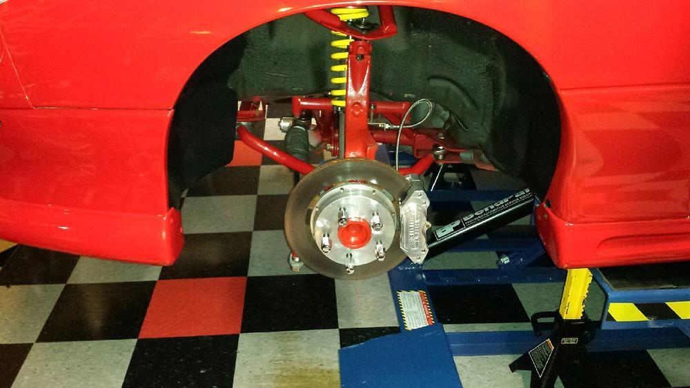 908motormag.com 1994 Chevrolet Camaro Front End