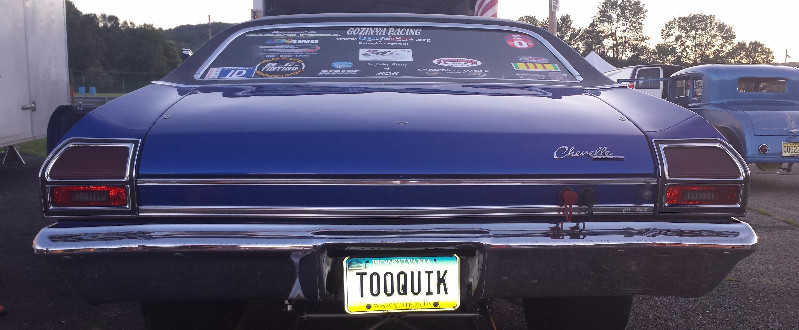 FEATURED CAR: One, Too Quick Chevelle