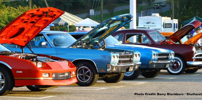 UPCOMING CAR SHOWS & CRUISE NIGHTS