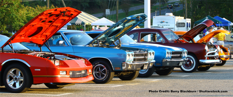 UPCOMING CAR SHOWS & CRUISE NIGHTS