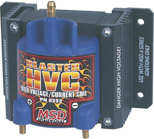 PARTS COUNTER: Blaster HVC, Works w/ MSD 6 Series Units
