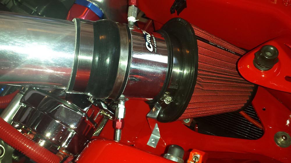 908 Motorsports Magazine - Big Red