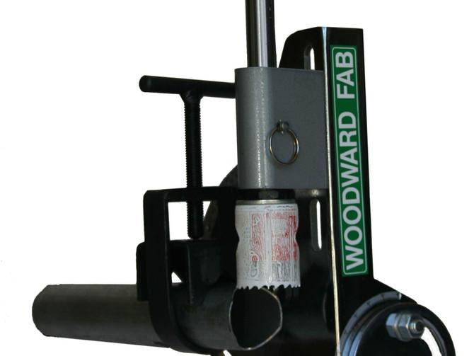 TOOL BOX: Woodward Fab Hole Saw Pipe Notcher