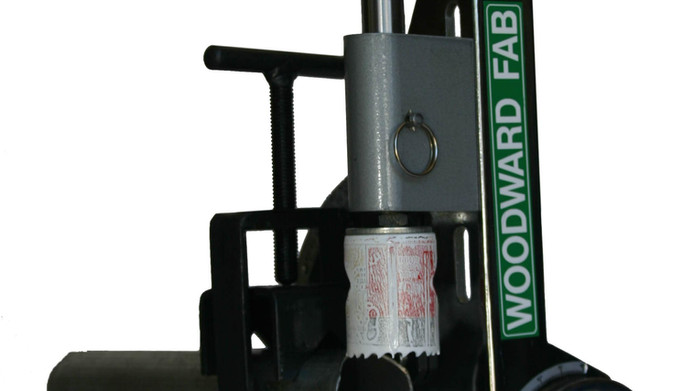 TOOL BOX: Woodward Fab Hole Saw Pipe Notcher