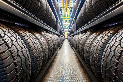 TECH CORNER: All About Tires