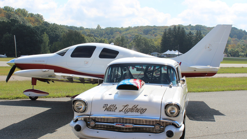 FEATURED CAR: Flight 57 Is Ready For Take-Off