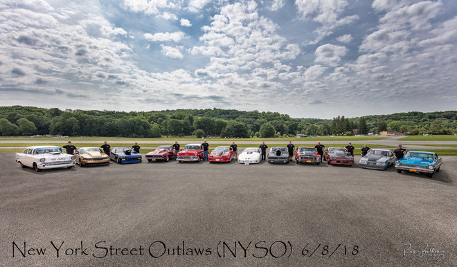 NY Street Outlaws