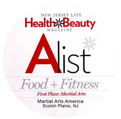 Martial Arts America | Scotch Plains, NJ | A List Award