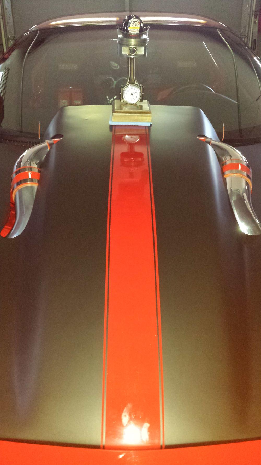 1st Place - 908 Motorsports Magazine - Big Red